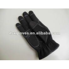 Neoprene working gloves