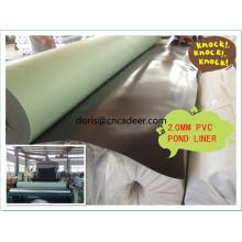 1mm PVC Geomembrane für Lagertanks