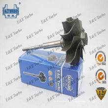 GT3576DL 451360-0002 Turbine Shaft Turbine Wheel Shaft Wheel for 704407
