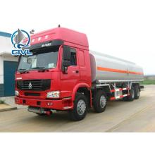 Camion-citerne d'huile 8x4 Sinotruk howo7