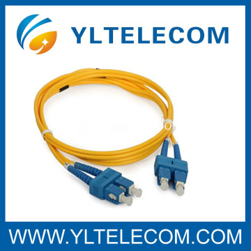 Fiber Optic Patchkabel SC & Zopf Singlemode 9 / 125 für CATV