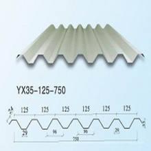 Оцинкованные гофрированные стальные листы (XGZ-20)