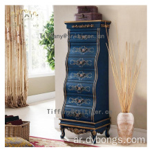 Hand painted solid wood bedroom furniture