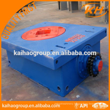 API 7K rotary table for drilling rig oil China KH
