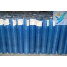 10mm * 10mm 2,5 * 2,5 90G / M2 Rede de fibra de vidro