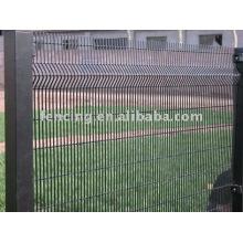 Clôture en treillis métallique haute sécurité