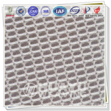 Tecido de malha de ar 3D para capas de almofada do carro