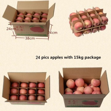 Custom Corrugated Fruit Carton Box