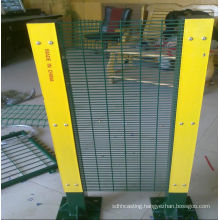 358 Welded Anti Climbing Fence Prison Wire Mesh Fencing