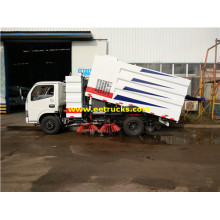 Dongfeng 6000 Liters Street Sweeper Vehicles