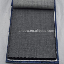 Australian wool for business casual and leisure suit