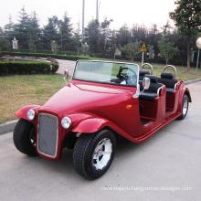 Дешевый 6-местный классический автомобиль (ДУ-6Д) с CE утвержденный