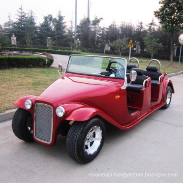 Cheap 6 Seater Classic Car (DN-6D) with Ce Approved