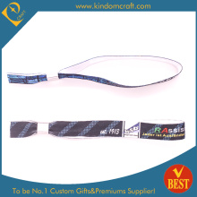 Factory Price Hot Sale Festival Woven Wristbands for Souvenir in High Quyality