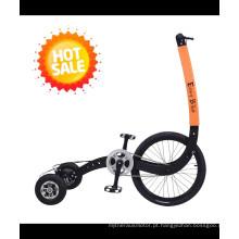 Bicicleta de três rodas Bicicleta de corrida