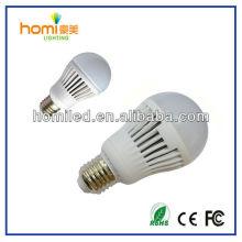 Caixa de plástico 2013 LED lâmpada E14