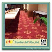 Venda quente para a casa para o hotel para tapetes populares da sala de reunião