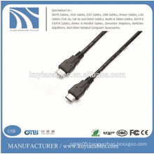 USB3.1 Type C to Type C 1.5M 8 coaxial lines Data Charger Cable for New MacBook