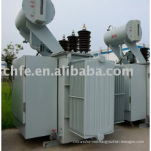 33kV Outdoor On Load Tap Changing Power Transformer