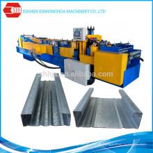 C Purlin Roll Umformmaschine mit Pre-Cutting und Pre-Stanzen