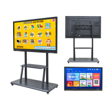 portable smart online projector touch screen