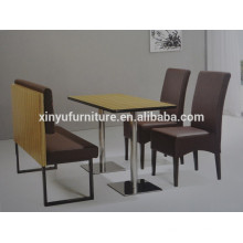 Wholesale modern style coffee table and chair set XYN926