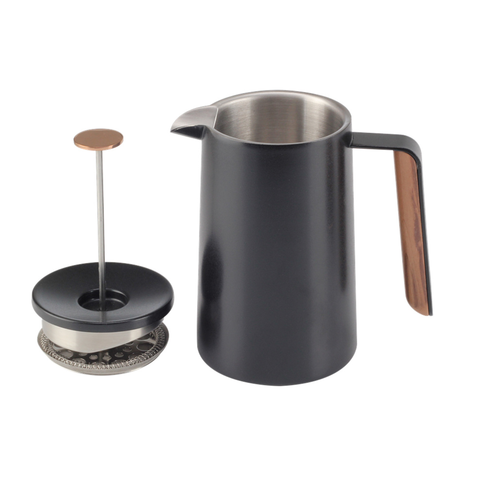 French Press With Handle