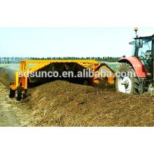 Machine de turbo de compost de prise de PTO de tracteur à vendre