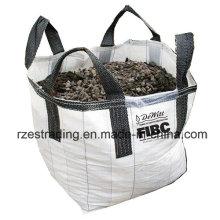 Recipientes para granel flexíveis / PP tecido sacos Jumbo/FIBC