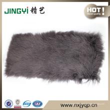 Großhandel reine tibetische Schaffell-Pelzplatten