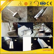 Alumínio expulso do entalhe de T com perfil de alumínio de T para industrial