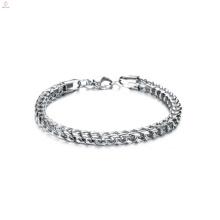 Christmas gift fall detection bracelet waterproof titanium steel bracelet handmade bracelet