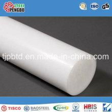 Extruded Round Transparent PVC Rod Solid Plastic Bar