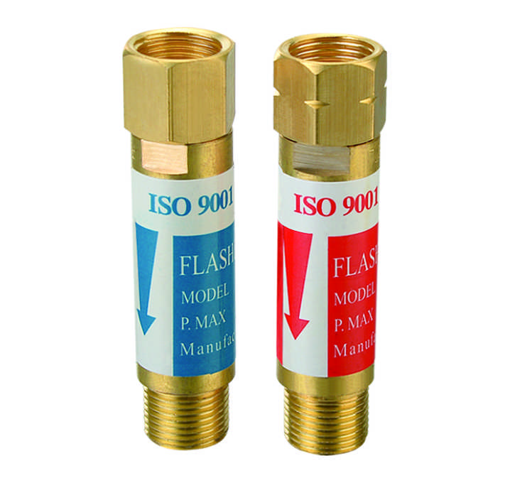 Flashback Arrestor For Regulator 288