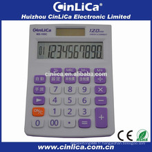 10 chiffres calculatrice de taxe de bureau grande taille calculatrice scientifique manuelle