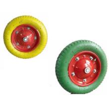 carretilla neumático 3.50-8 goma rueda
