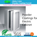 Coatings Powder untuk Electric Kabinet Chassis