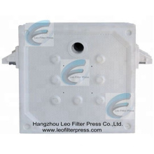 Leo Chamber Filter Plate,Polypropylene Filter Press Plate for Recessed Plate Filter Press
