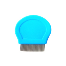 Metal Pins pet comb