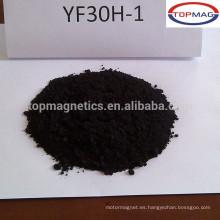 Proveedor de China Shenzhen fabricante Magnético Fe3O4 polvo
