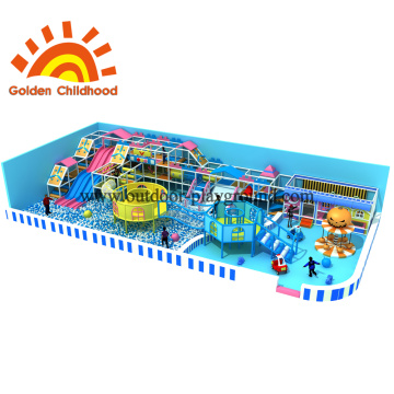 Ocean Foam Indoor Playground Equipment en venta