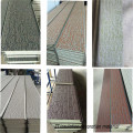 Revestimiento de pared de metal decorativo aislado exterior impermeable