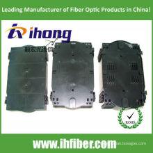 Panel de conexiones de fibra óptica de 12 puertos bandeja de empalme de fibra