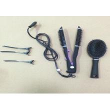 2 в 1, Утюг волос Выпрямитель волос и волос Бигуди