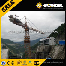 100 tons loading tower crane SCM M2400 for sale