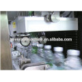 Automatic water bottle sleeve labeling machine