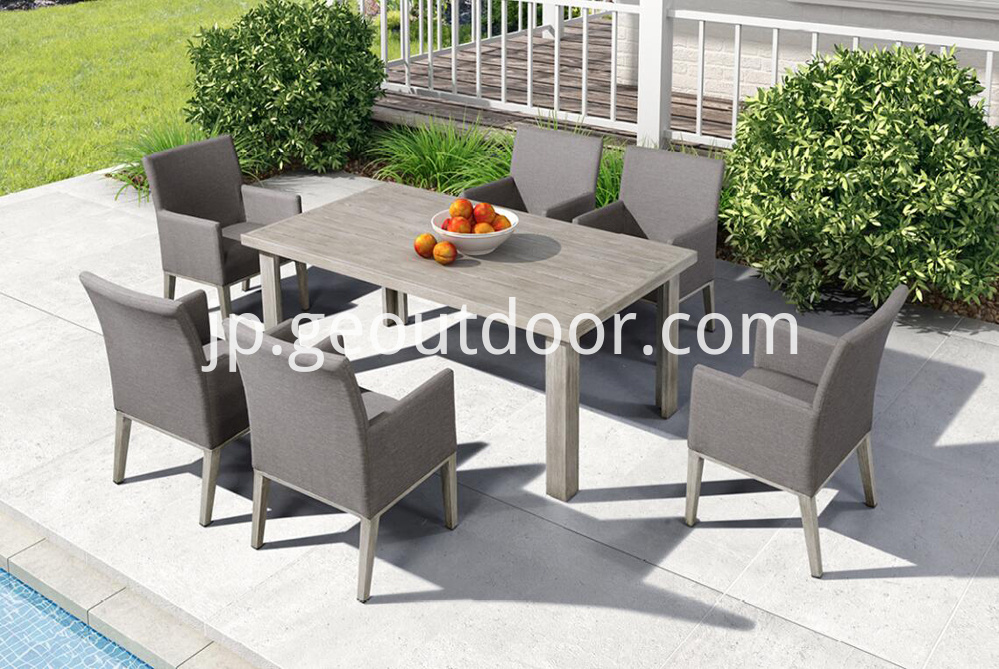 Garden And Balcony Outdoor Furniture Set