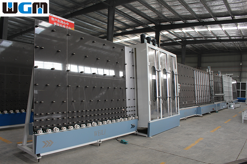 double glazing production line