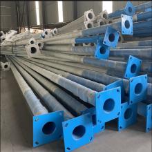 6M 8M 10M 12M Aluminum/Stainless steel/Galvanized Steel outdoor lamp post