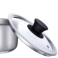 Milk pan boiling the milk induction cooker use
